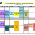 Planning au 11 octobre 2016
