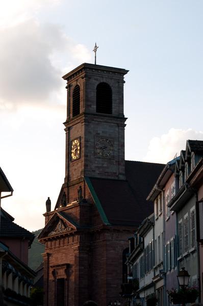 L'Eglise Saint-Martin de Masevaux
