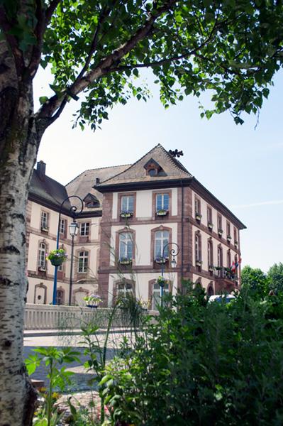 Masevaux - Hôtel de Ville