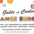 Grange Burcklé - Théâtre et comédies