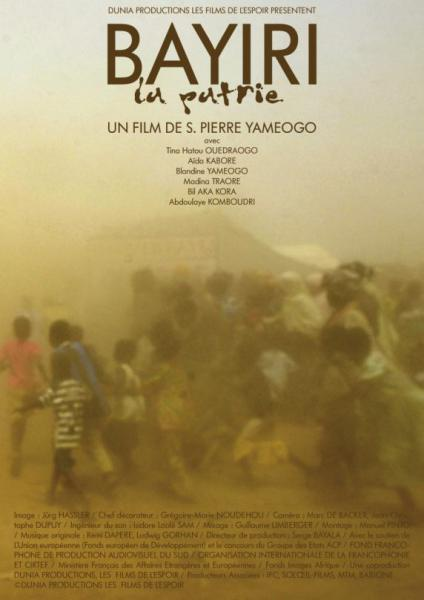 Cinéma - Bayiri la patrie