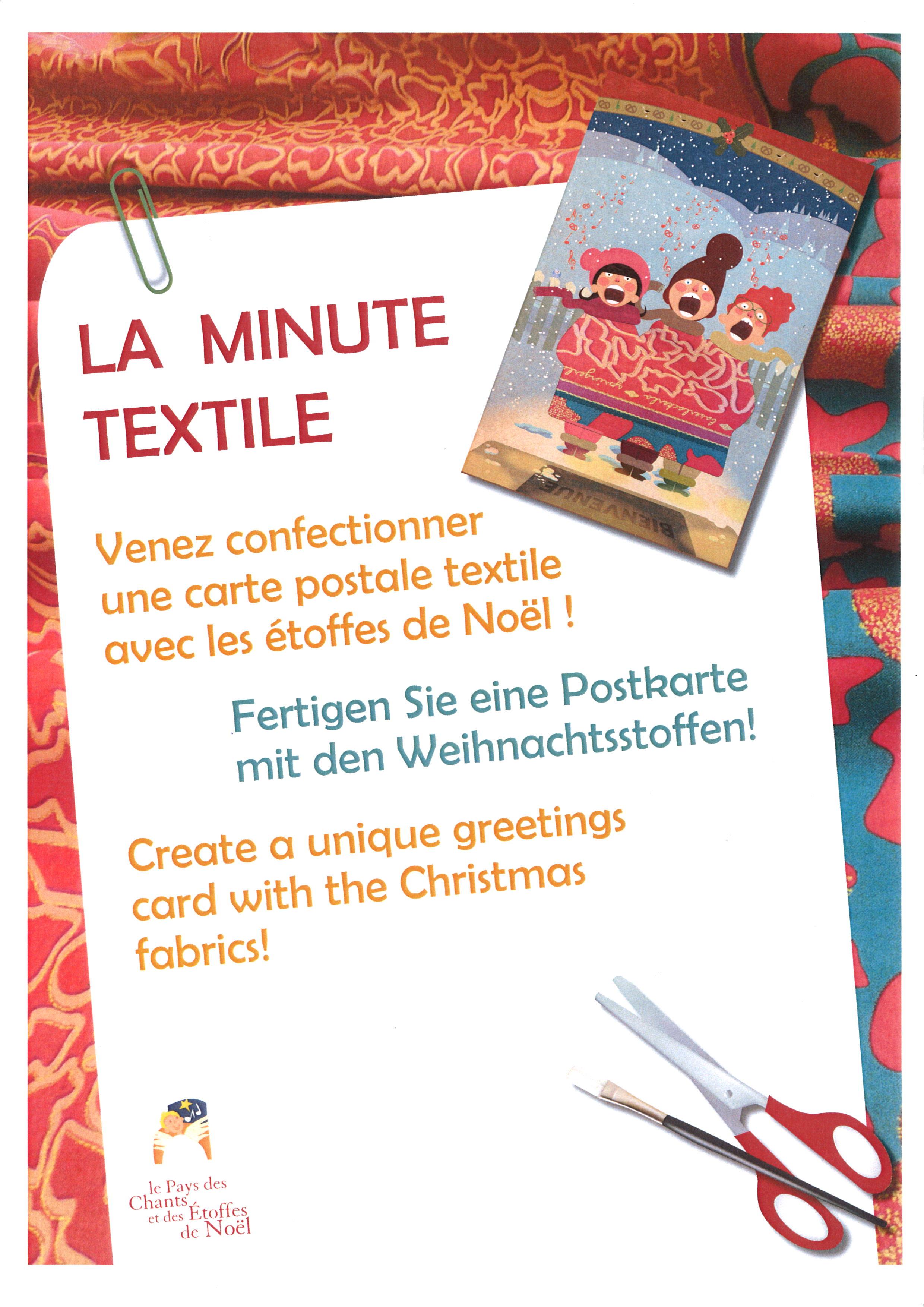 Atelier Minute Textile