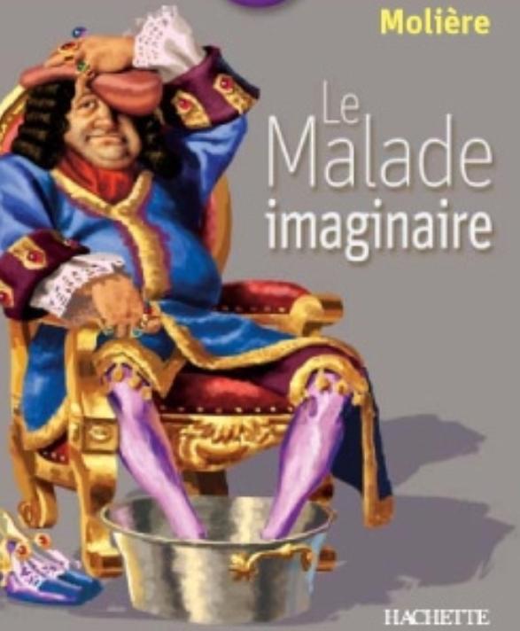 Théâtre - Le malade imaginaire