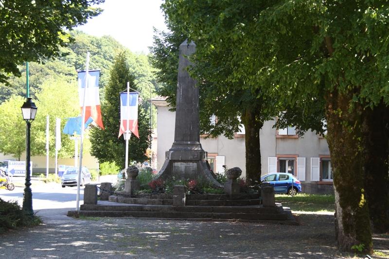 Cérémonie de commémoration du 8 mai 1945