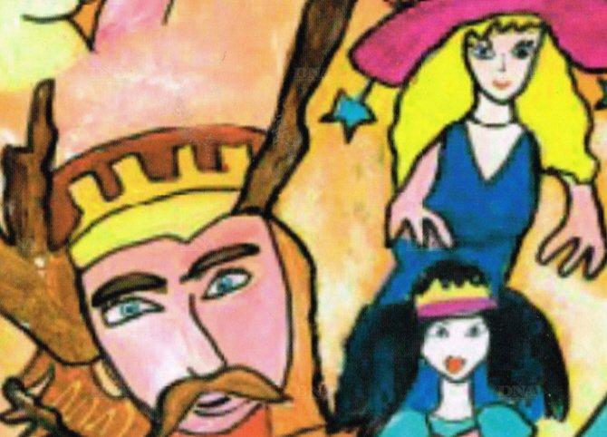 Théâtre - Le roi cerf