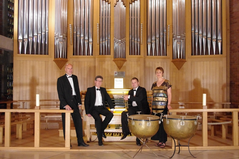 Festival international d'orgue - Musique à la cour du Roi Soleil