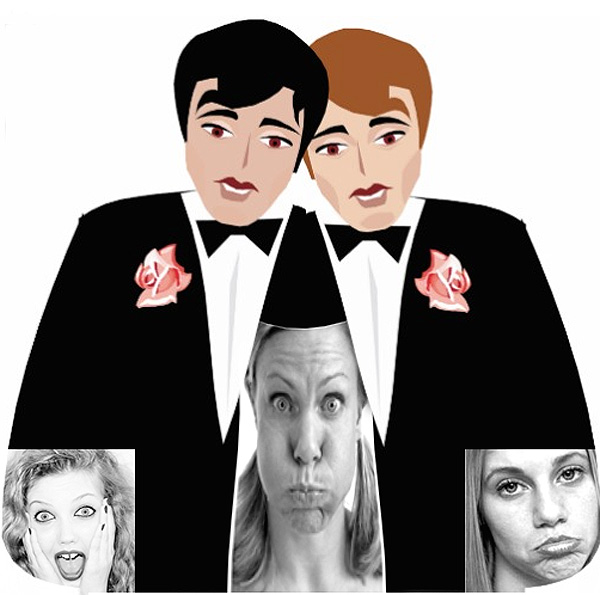 Théâtre - Le gai mariage