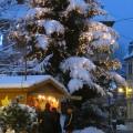 Marché de Noël : Chalets de Noël