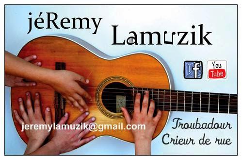 Concert Jérémy Lamusik and Co