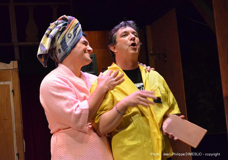 Théâtre Le gai mariage
