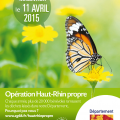 Haut Rhin Propre 2015