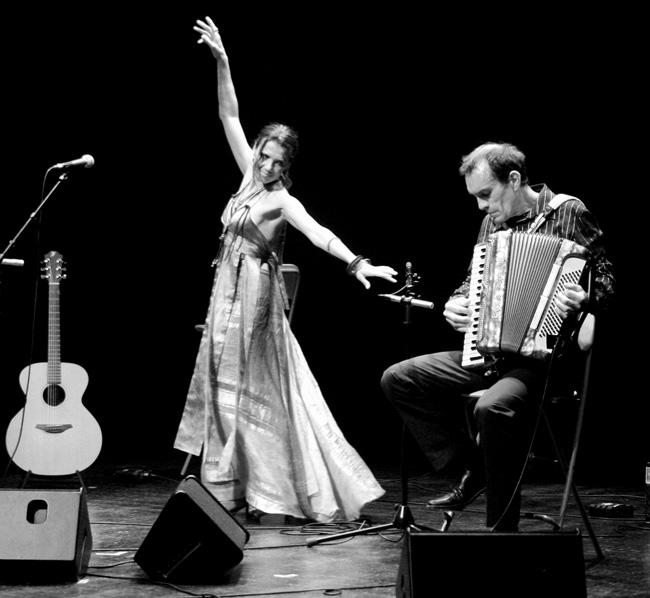 Concert Nathalie B & Gigi Loeffler