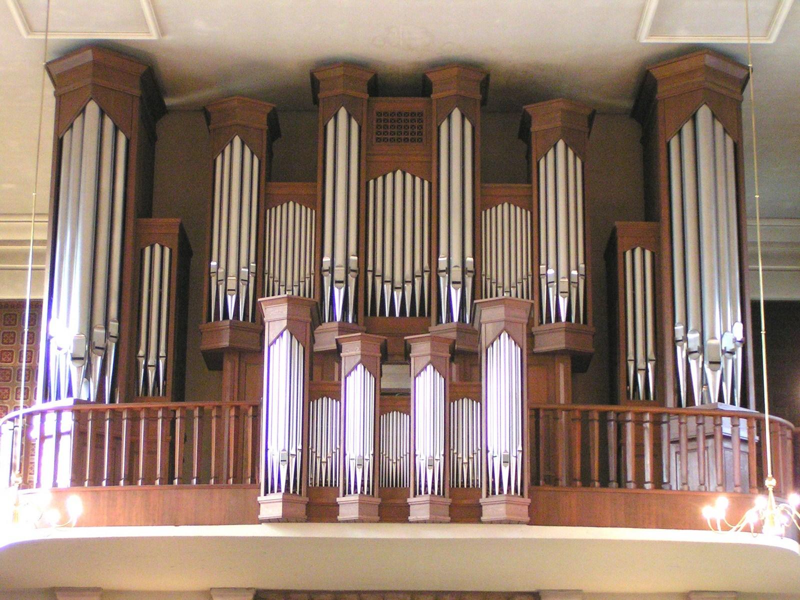 Festival d'orgues concert de Noël