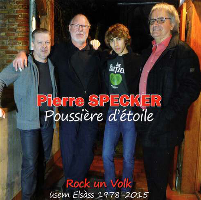 Concert Pierre Specker Band