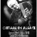 Concert guitare acoustique