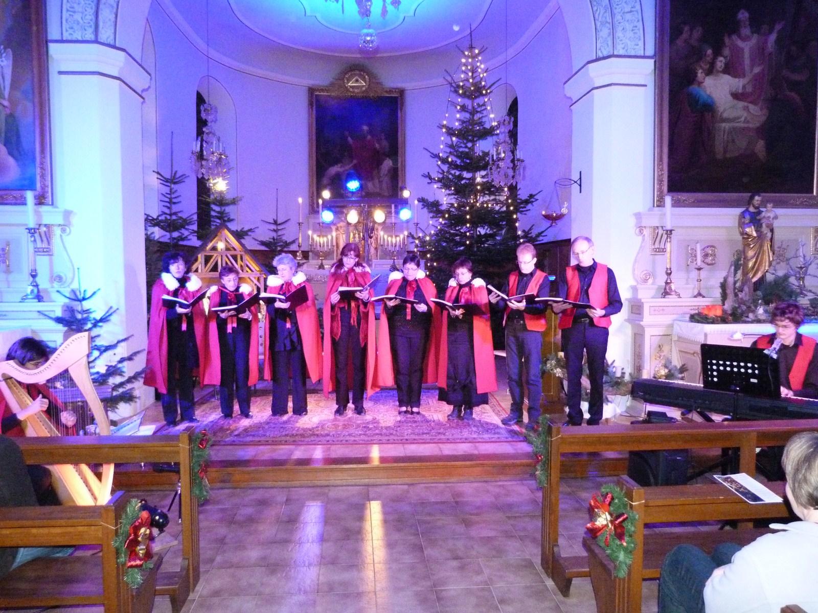 Concert de Noël - Americain Christmas