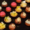 Confection de douceurs d'automne et dégustation
