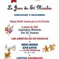 Le jour du St Nicolas