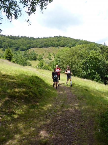 Course à pied Trail Source de la Doller