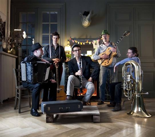 Concert Les Orteils Décollés