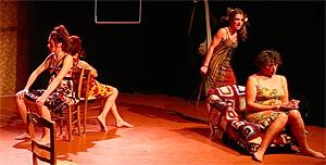 Théâtre/ Concert l'Incendie de la Ville de Florence et Anna Mey