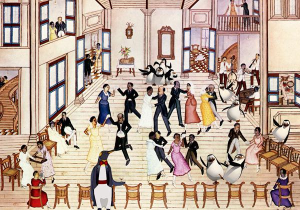 Comédie La Valse de Pingouins