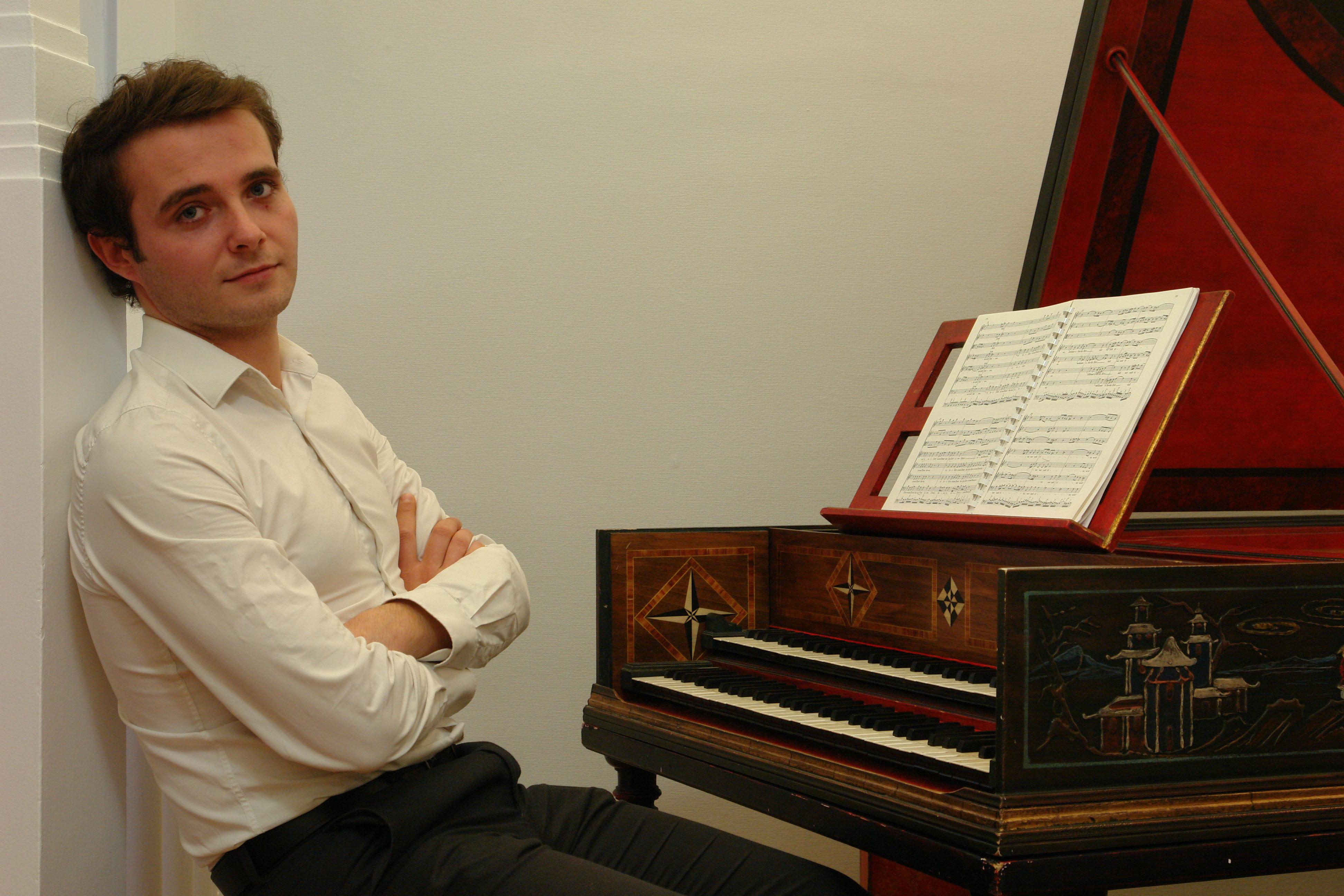 Festival d'orgues Olivier Wyrwas