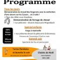 Fete Saint Eloi_programme