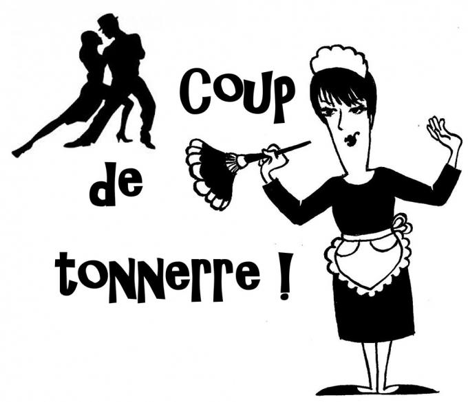 Théâtre  Coups de Tonnerre