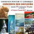 Exposition peinture et céramique