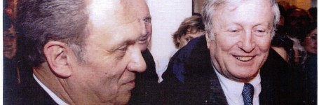 Inauguration Espace Claude Rich (2004) (1)