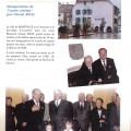 Inauguration Espace Claude Rich (2004)