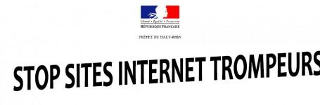 Site internet trompeurs bi