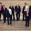 Concert de noël les Gentlemen Singers