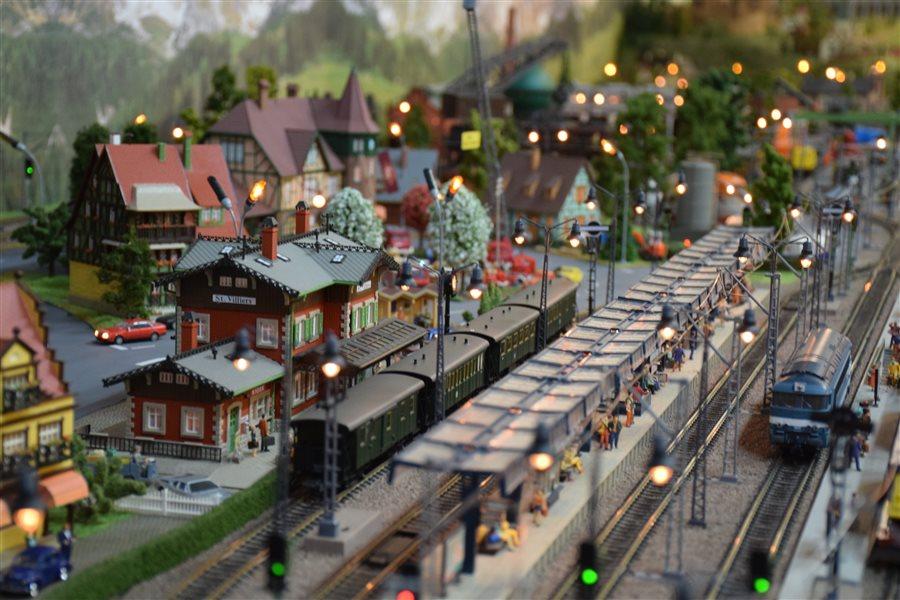 Circuits de train miniature