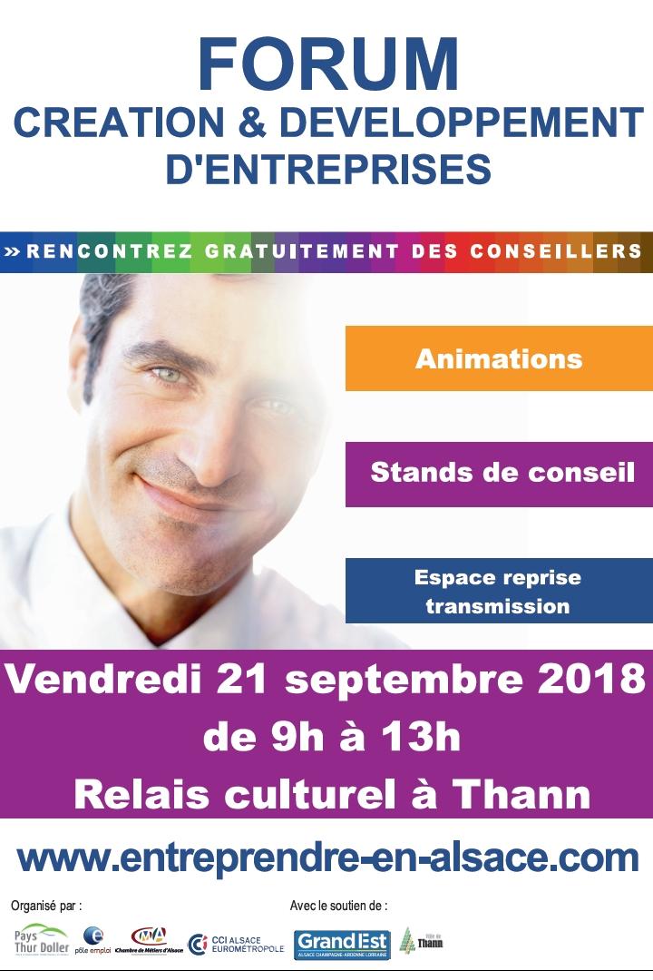 affiche-forum-créa-thann-2018