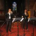 Concert de Noël: Duo Soft Trumpet